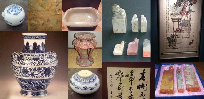 中国美術・朝鮮美術の買取例