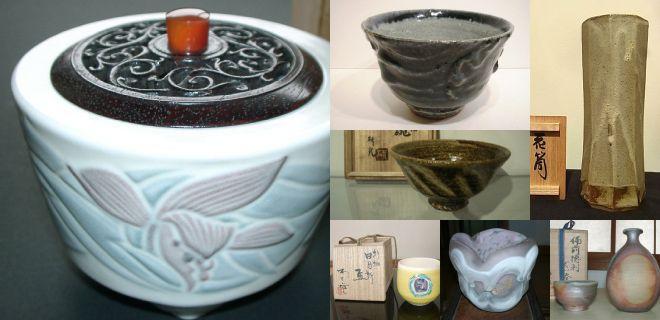 陶磁器・焼き物の買取例
