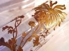 金彩ガラス花瓶