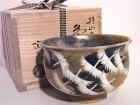 茶道具/抹茶碗/陶象/乾山写し