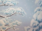 東山魁夷 雪