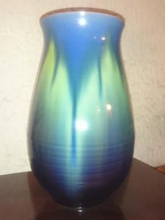 三代 徳田八十吉花瓶