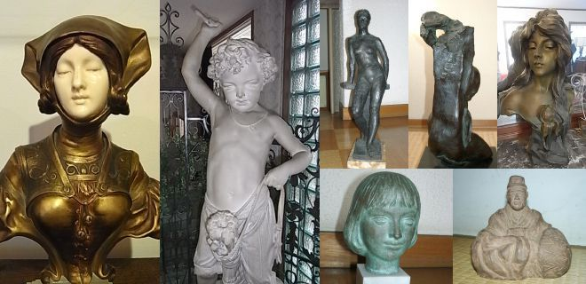 彫刻の買取例